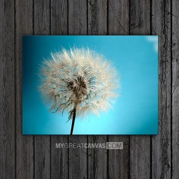 Shop Dandelion Wall Canvas On Wanelo Within Dandelion Canvas Wall Art (View 8 of 20)