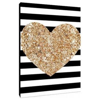 Shop Glitter Wall Canvas On Wanelo With Regard To Glitter Canvas Wall Art (Image 15 of 20)