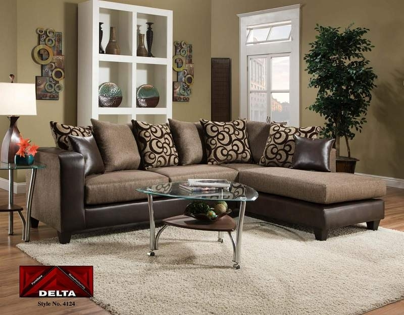 Shop Leather Sectional Sofas, Couches & More For Less Inside Sectional Sofas (Image 8 of 10)