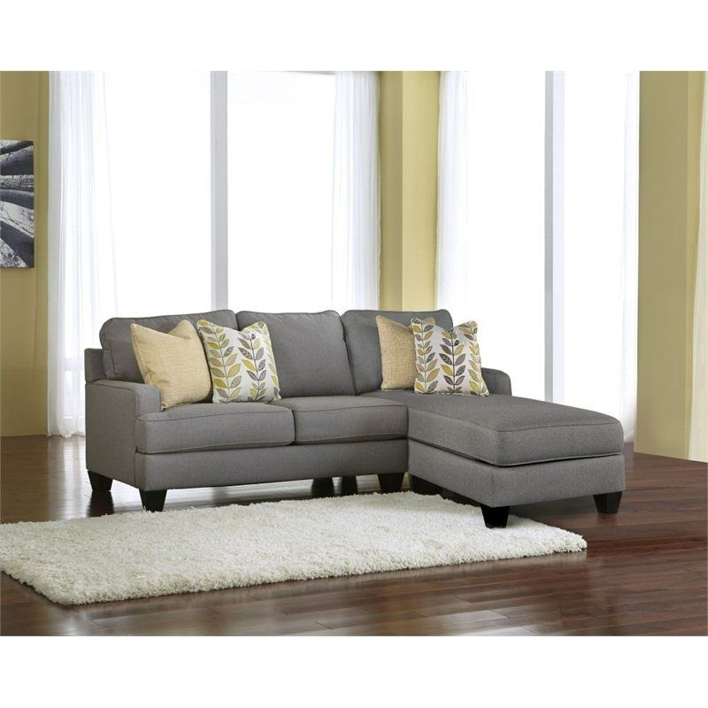 Signature Designashley Furniture Chamberly 2 Piece Sectional Intended For Murfreesboro Tn Sectional Sofas (Image 9 of 10)
