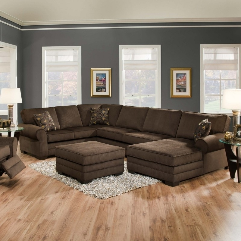 Simmons Sectional Sofas – Foter Within Simmons Sectional Sofas (Image 5 of 10)