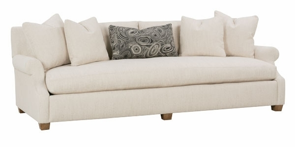 Single Seat Cushion Sofa – Dragonspowerup Within One Cushion Sofas (Image 9 of 10)