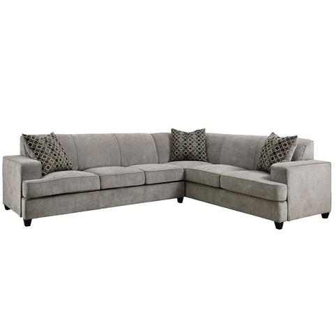 Sleeper Sectional Sofa Add L Couch With Recliner Add Grey Sectional With Sleeper Sectional Sofas (Image 9 of 10)