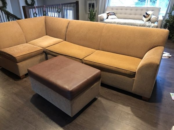 Sleeper Sofa Sectional (Furniture) In Everett, Wa – Offerup In Everett Wa Sectional Sofas (Image 10 of 10)