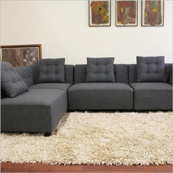 Small Modular Sofa Sectionals Modular Sectional Sofa Furniture With Regard To Small Modular Sectional Sofas (Image 7 of 10)