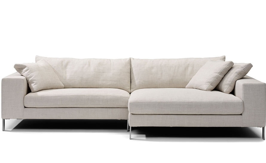 Small Sectional Sofa Plus Petite Sectional Sofa Plus Small Scale Regarding Small Modular Sectional Sofas (Image 8 of 10)