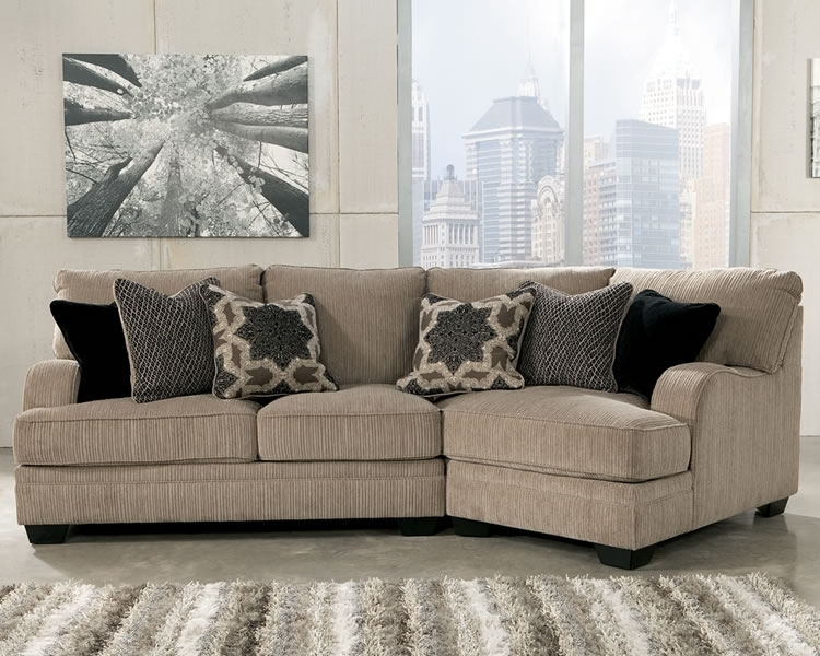 Small Sectional Sofa With Chaise, Ashley Sectional Sofa With Cuddler In Sectional Sofas With Cuddler (Image 8 of 10)