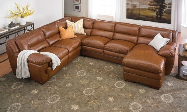 Small Sectional Sofa With Recliner Red Sectional Couch Sectional In Red Leather Sectional Sofas With Recliners (Image 8 of 10)