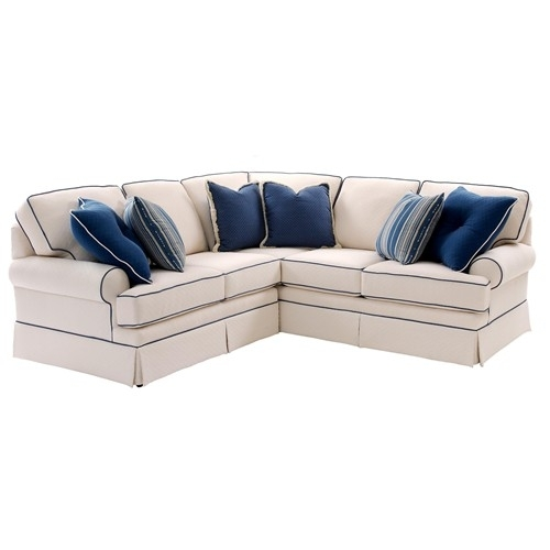 Smith Brothers Build Your Own (5000 Series) Sectional Sofa With Regarding Johnny Janosik Sectional Sofas (Image 8 of 10)
