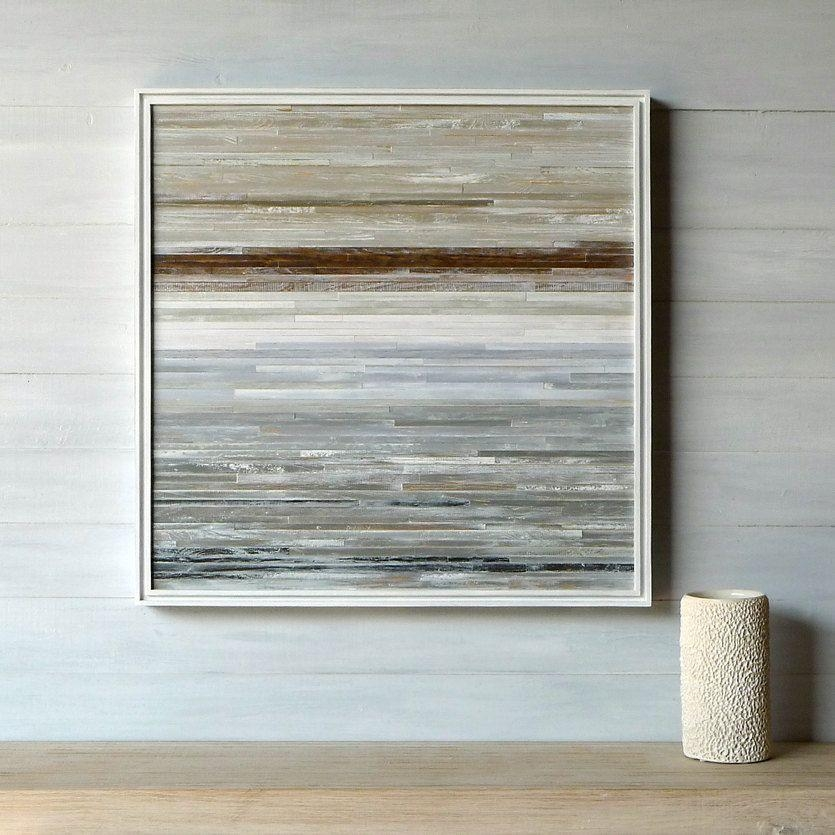 So Amazing!!!! I Wish I Could Afford It!!!!! Modern Rustic Wood In Abstract Horizon Wall Art (Image 19 of 20)
