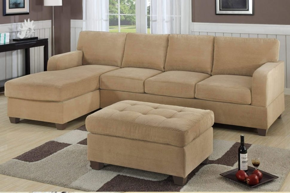 Sofa : 2 Piece Sectional Sofa Where To Buy Sectionals Small In Small Sectional Sofas With Chaise And Ottoman (Photo 8 of 10)