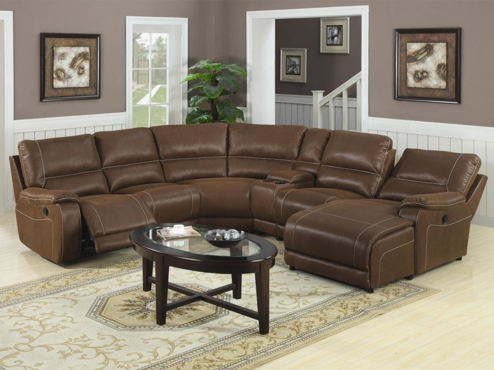 Sofa : 6 Small Leather Sectional Sofa With Chaise Lovely Images Inside Sectional Sofas With Chaise (Image 10 of 10)