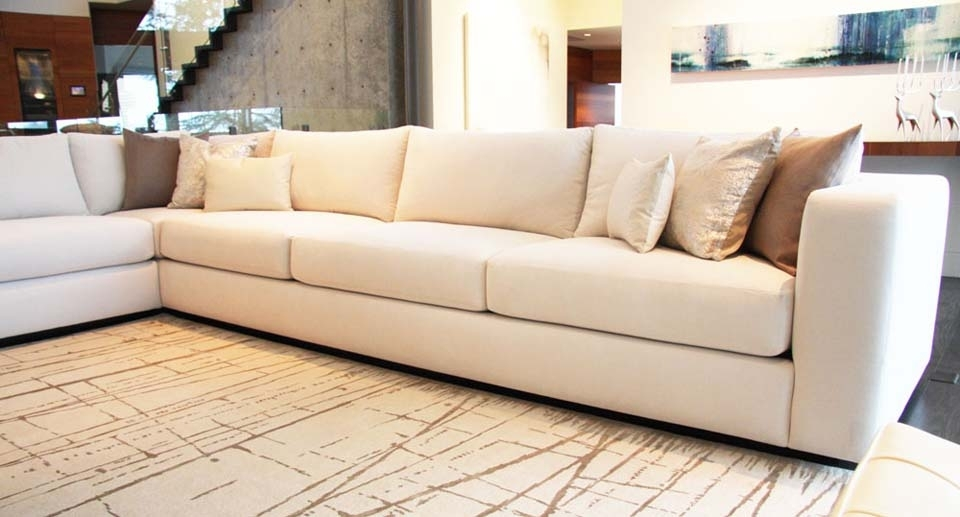 Sofa Beds Design: Appealing Contemporary Custom Made Sectional Sofas With Customizable Sectional Sofas (Image 10 of 10)