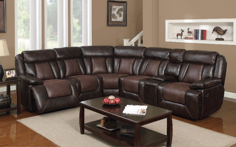 Sofa Beds Design: Astonishing Ancient 6 Piece Leather Sectional Sofa Within 6 Piece Leather Sectional Sofas (Image 8 of 10)