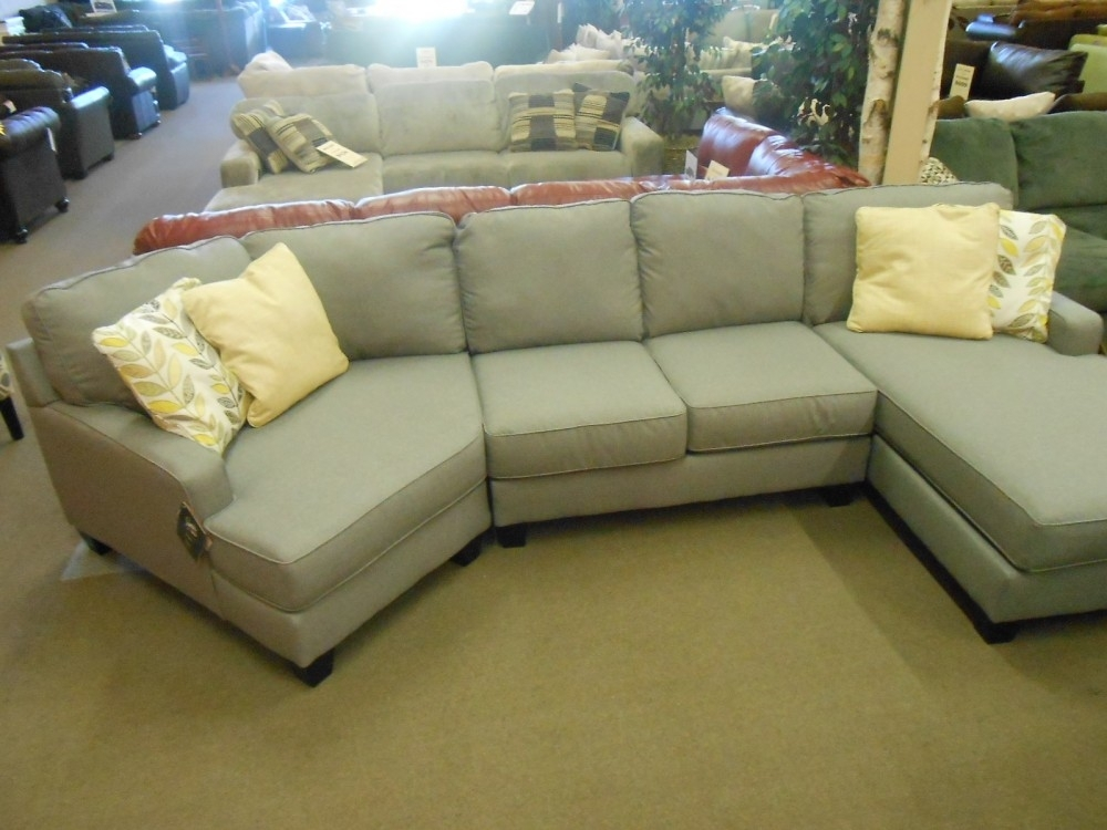 Sofa Beds Design: Astonishing Contemporary Sectional Sofa With Throughout Sectional Sofas With Cuddler (Image 9 of 10)