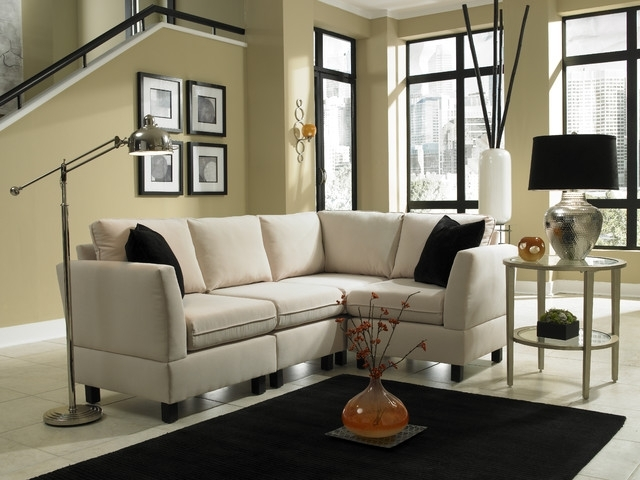 Sofa Beds Design: Astounding Unique Small Scale Sectional Sofas For Sectional Sofas For Small Living Rooms (Image 8 of 10)