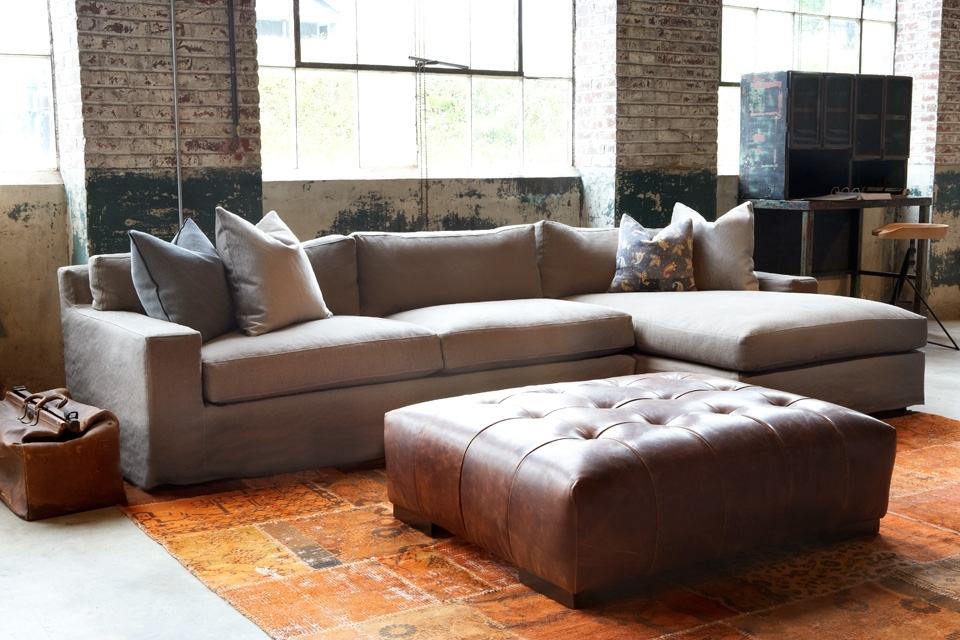 Sofa Beds Design: Beautiful Contemporary Lee Industries Sectional For Lee Industries Sectional Sofas (View 8 of 10)
