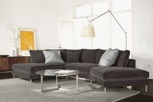 Sofa Beds Design: Breathtaking Contemporary Room And Board Sectional Intended For Room And Board Sectional Sofas (Image 10 of 10)