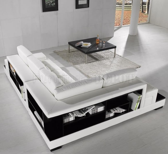 Sofa Beds Design: Breathtaking Modern Sectional Sofas With Storage With Sectional Sofas With Storage (Image 10 of 10)