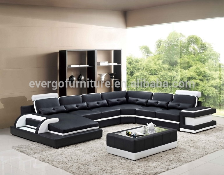 Sofa Beds Design: Brilliant Unique European Style Sectional Sofas With Sectional Sofas From Europe (Image 10 of 10)