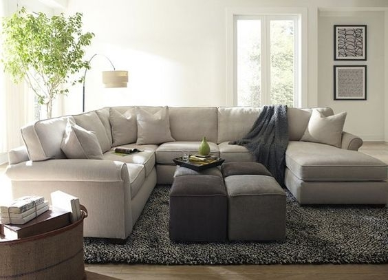 Sofa Beds Design: Brilliant Unique Havertys Sectional Sofa Ideas For Intended For Havertys Sectional Sofas (View 4 of 10)