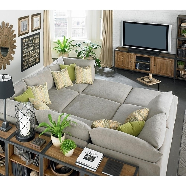 Sofa Beds Design: Extraordinary Ancient Most Comfortable Sectional With Comfortable Sectional Sofas (Image 10 of 10)