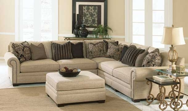 Sofa Beds Design: Inspiring Ancient Broyhill Sectional Sofas Ideas Regarding Broyhill Sectional Sofas (Image 9 of 10)