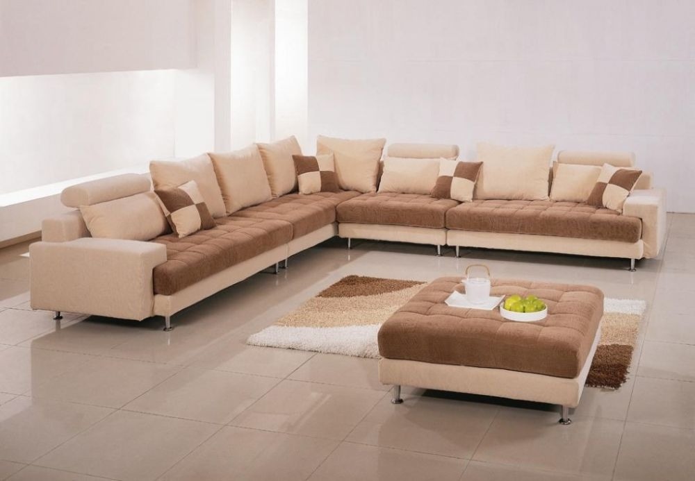 Sofa Beds Design: Marvellous Modern Long Sectional Sofas Design Pertaining To Philippines Sectional Sofas (View 10 of 10)