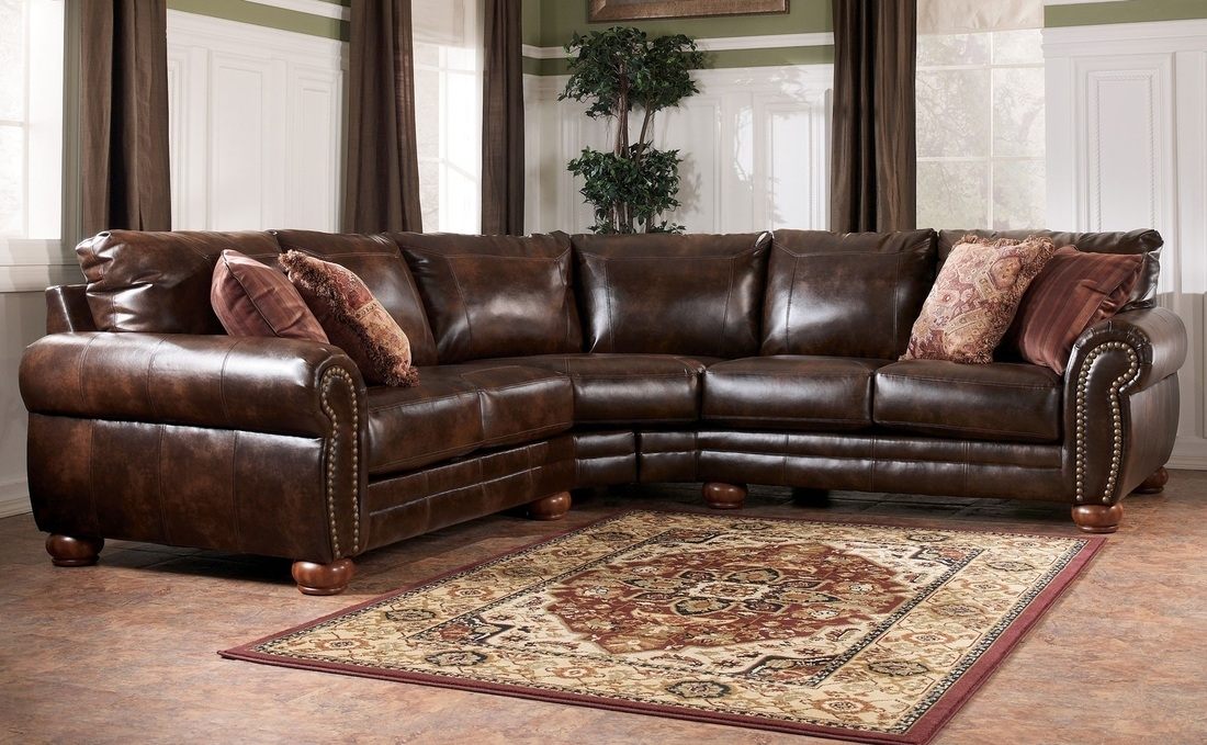 Sofa Beds Design: Outstanding Unique Faux Leather Sectional Sofa With Faux Leather Sectional Sofas (Image 10 of 10)