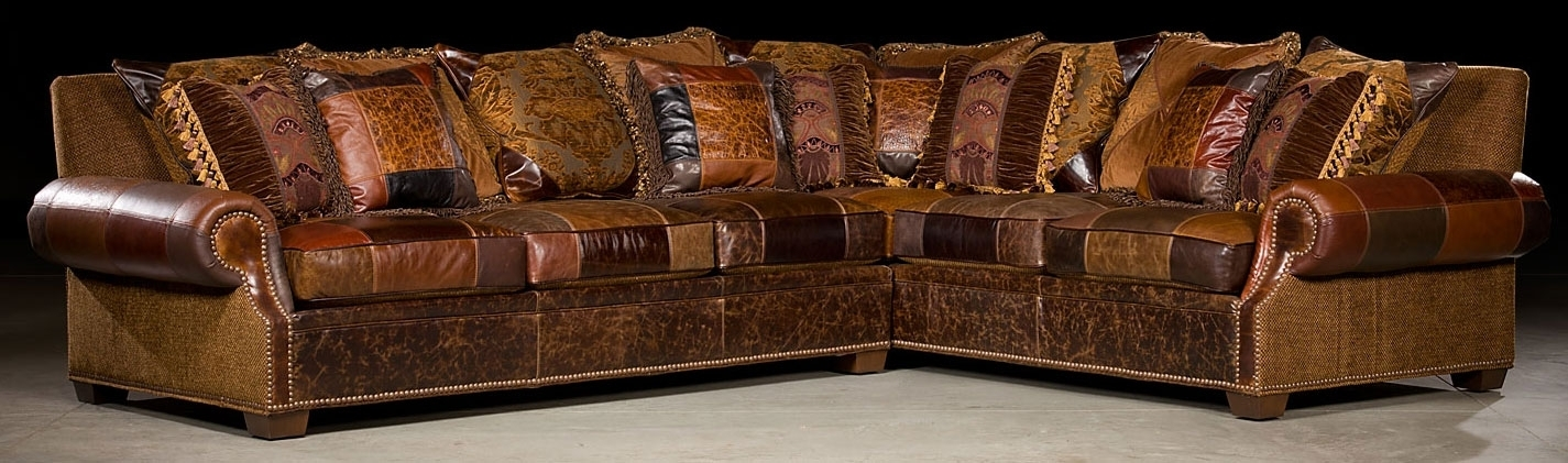 Featured Image of Western Style Sectional Sofas