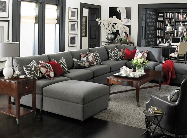 Sofa Beds Design: Surprising Ancient Bassett Furniture Sectional Regarding Sectional Sofas At Bassett (Image 9 of 10)