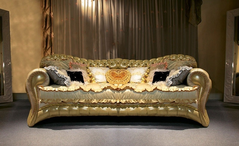 Sofa Design: Classic Luxury Sofas Style Below Products Of Selected Throughout Luxury Sofas (Image 8 of 10)