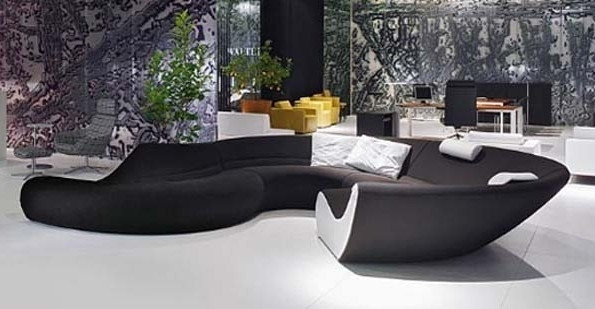 Sofa Design Ideas With Semicircular Sofas (Image 13 of 13)
