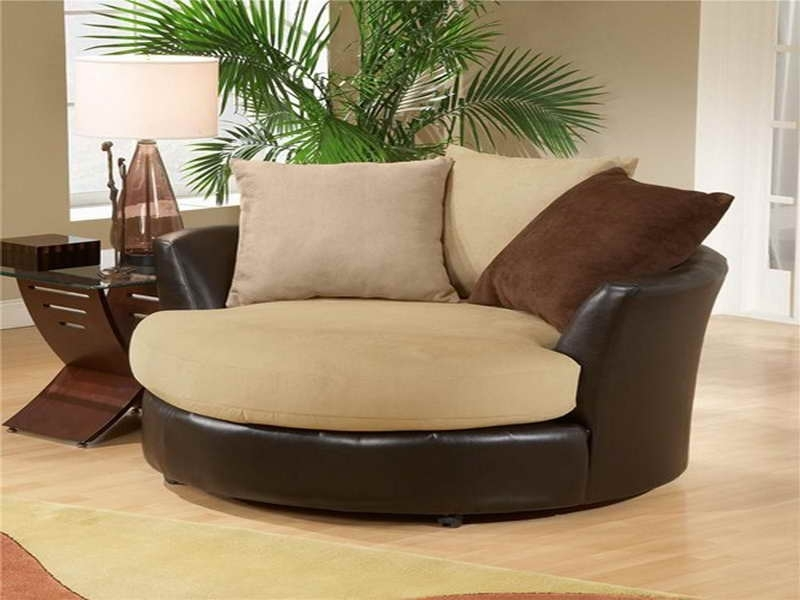 Sofa : Excellent Round Sofa Chair Living Room Furniture Harveys For Within Large Sofa Chairs (Image 10 of 10)