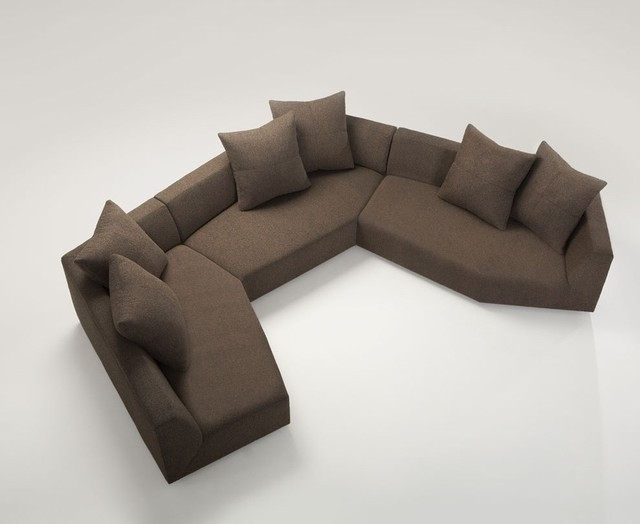 Sofa Know Your Modern Unique Wonderful Angled Sectional With Idea 13 Regarding Angled Chaise Sofas (Image 10 of 10)