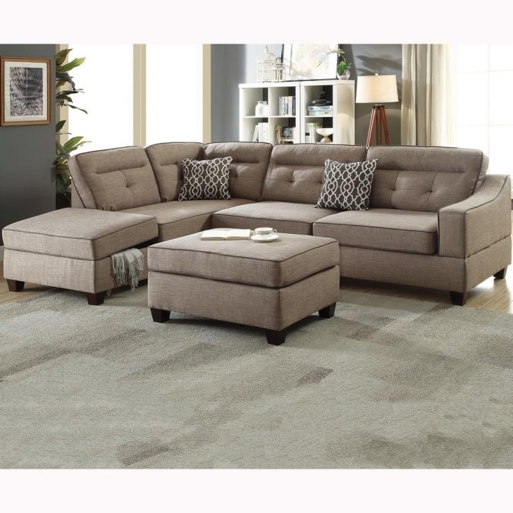 Sofa : Purple Ottoman Cheap Sectionals With Ottoman Sectional Couch In Cheap Sectionals With Ottoman (Photo 9 of 10)