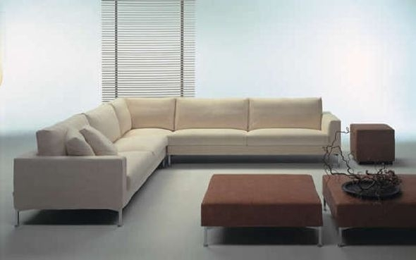 Sofa Sectional Modern Modern Sectional Sofas Inside Contemporary Throughout Contemporary Sectional Sofas (Image 7 of 10)