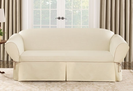 Sofa Slipcovers | Sure Fit Home Decor Intended For Slipcovers Sofas (View 3 of 10)