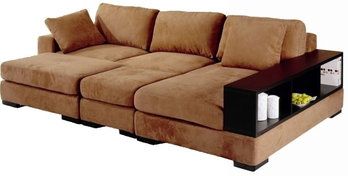 Sofa : Winsome Sectional Sofa Bed Modern Fabric Sectional Sofa Bed With 10X8 Sectional Sofas (View 10 of 10)