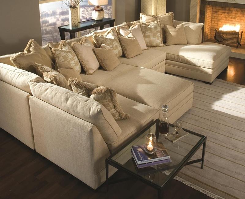Sofa : Wonderful Extra Large Sofa Best Sectional Extra Large Sofa Intended For Extra Large Sofas (Image 9 of 10)