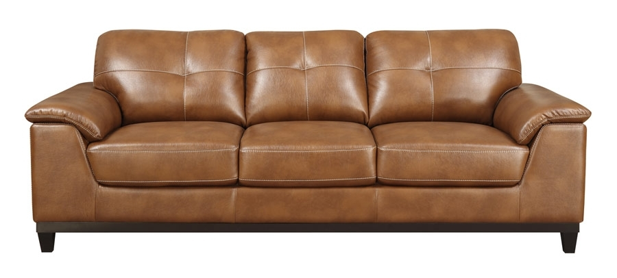 Sofas And Sectionals | Monterey, California | Coastal Home Furniture Throughout The Brick Leather Sofas (Image 9 of 10)