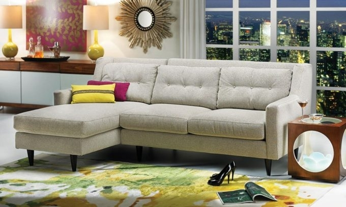 Sofas: Appealing Sectional Sofa With Chaise For Your Residence Throughout Virginia Sectional Sofas (Image 9 of 10)