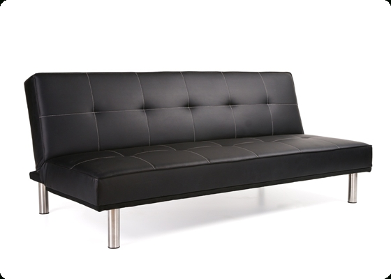 Sofas: Black Sofa Bed Milan, Baja Convert A Couch And Sofa Bed Intended For Cheap Black Sofas (View 6 of 10)