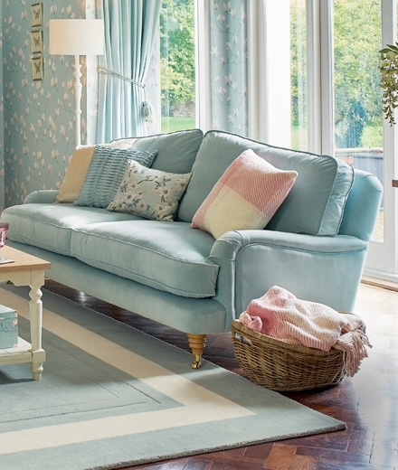 Sofas & Chairs | Laura Ashley In Chintz Sofas (Image 9 of 10)