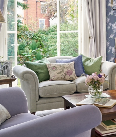 Sofas & Chairs | Laura Ashley In Sofas And Chairs (Image 8 of 10)