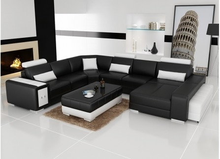 Sofas, Couches & Lounges – Customisable Leather Sofa At Desired Living Intended For Leather Lounge Sofas (View 4 of 10)