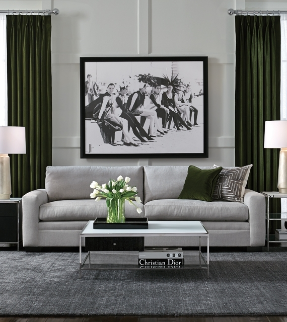 Sofas & Sectionnals | Mitchell Gold + Bob Williams In Mitchell Gold Sofas (Image 9 of 10)