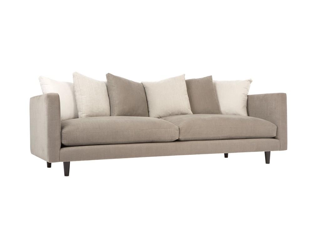 Studio 4 Seat Sofa With Regard To 4 Seat Sofas (Image 9 of 10)
