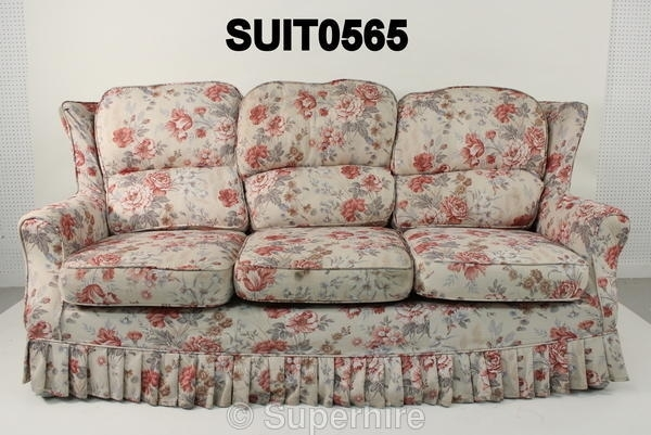 Superhire In Chintz Floral Sofas (Image 8 of 10)