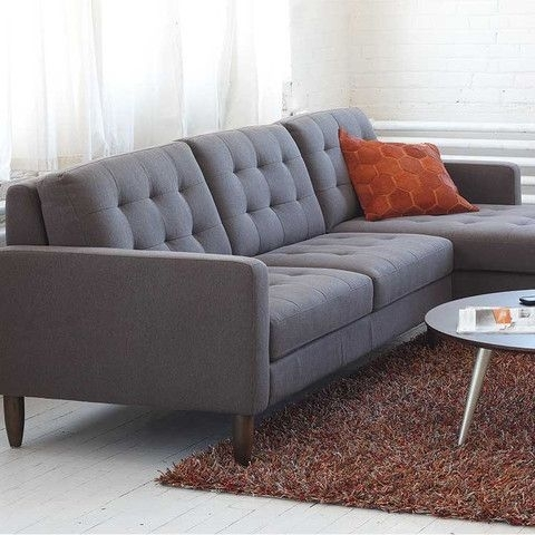 Sydney Sectional | Sydney, Ottomans And Mid Century Sectional Intended For Sydney Sectional Sofas (View 1 of 10)